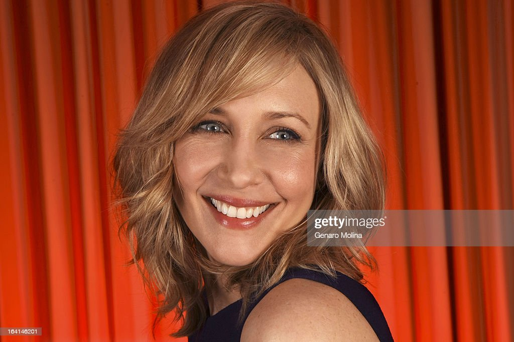 Actress Vera Farmiga is photographed for Los Angeles Times on March 12, 2013 in Beverly Hills, California. PUBLISHED IMAGE.