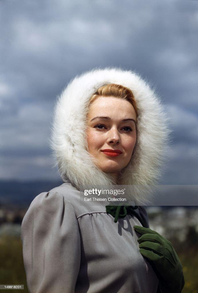 Actress Vera Miles poses for a portrait circa 1955.