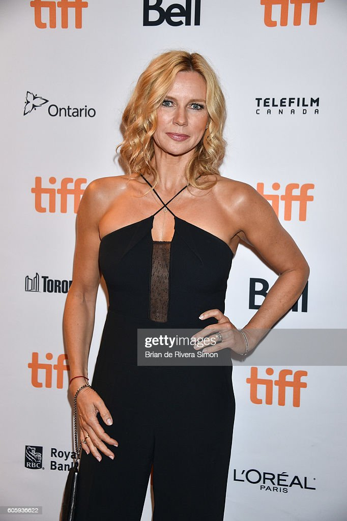 Actress Veronica Ferres attends the 'Salt and Fire' premiere during the 2016 Toronto International Film Festival at The Elgin on September 15, 2016 in Toronto, Canada.