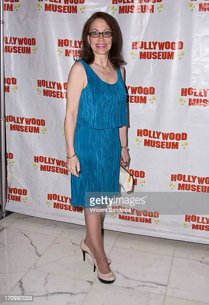 Actress Vicki Roberts attends the David Carradine exhibit opening at the Hollywood Museum at The Hollywood Museum on June 20 2013 in Hollywood...