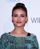Actress Victoria Justice arrives to The Wildfox Fall 2013 MercedesBenz Fashion Presentation And Performance at Capitale on February 6 2013 in New...