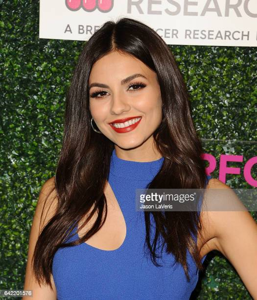 Actress Victoria Justice attends An Unforgettable Evening at the Beverly Wilshire Four Seasons Hotel on February 16 2017 in Beverly Hills California