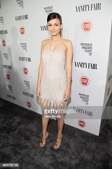 Actress Victoria Justice attends Vanity Fair and FIAT celebration of Young Hollywood hosted by Krista Smith and James Corden to benefit the Terrence...