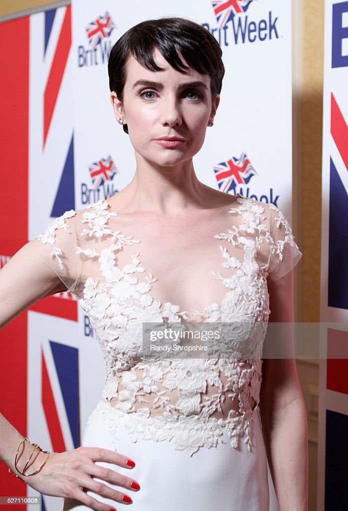 Actress <a gi-track='captionPersonalityLinkClicked' href=/galleries/search?phrase=Victoria+Summer&family=editorial&specificpeople=7721641 ng-click='$event.stopPropagation()'>Victoria Summer</a> attends BritWeek's 10th Anniversary VIP Reception & Gala at Fairmont Hotel on May 1, 2016 in Los Angeles, California.