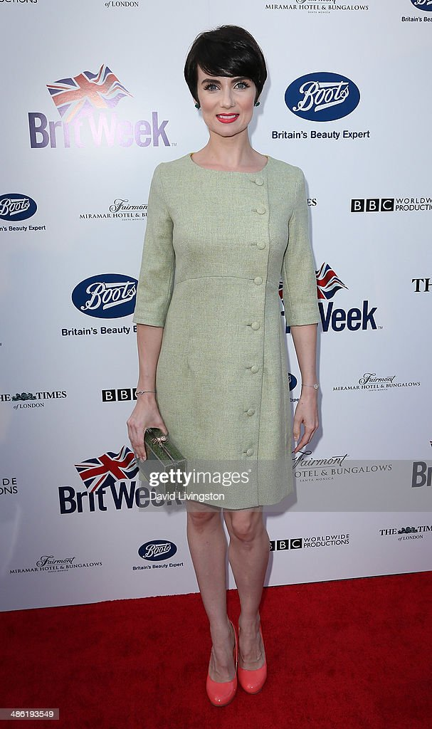 Actress <a gi-track='captionPersonalityLinkClicked' href=/galleries/search?phrase=Victoria+Summer&family=editorial&specificpeople=7721641 ng-click='$event.stopPropagation()'>Victoria Summer</a> attends the 8th Annual BritWeek Launch Party on April 22, 2014 in Los Angeles, California.