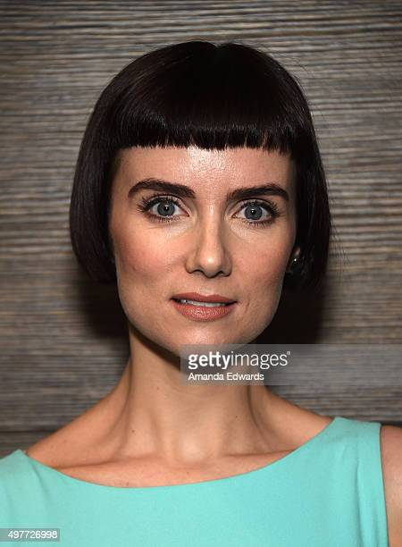 Actress Victoria Summer attends the Victoria Summer's Next Gen Movie Star Celebration at iPic Westwood on November 18 2015 in Westwood California