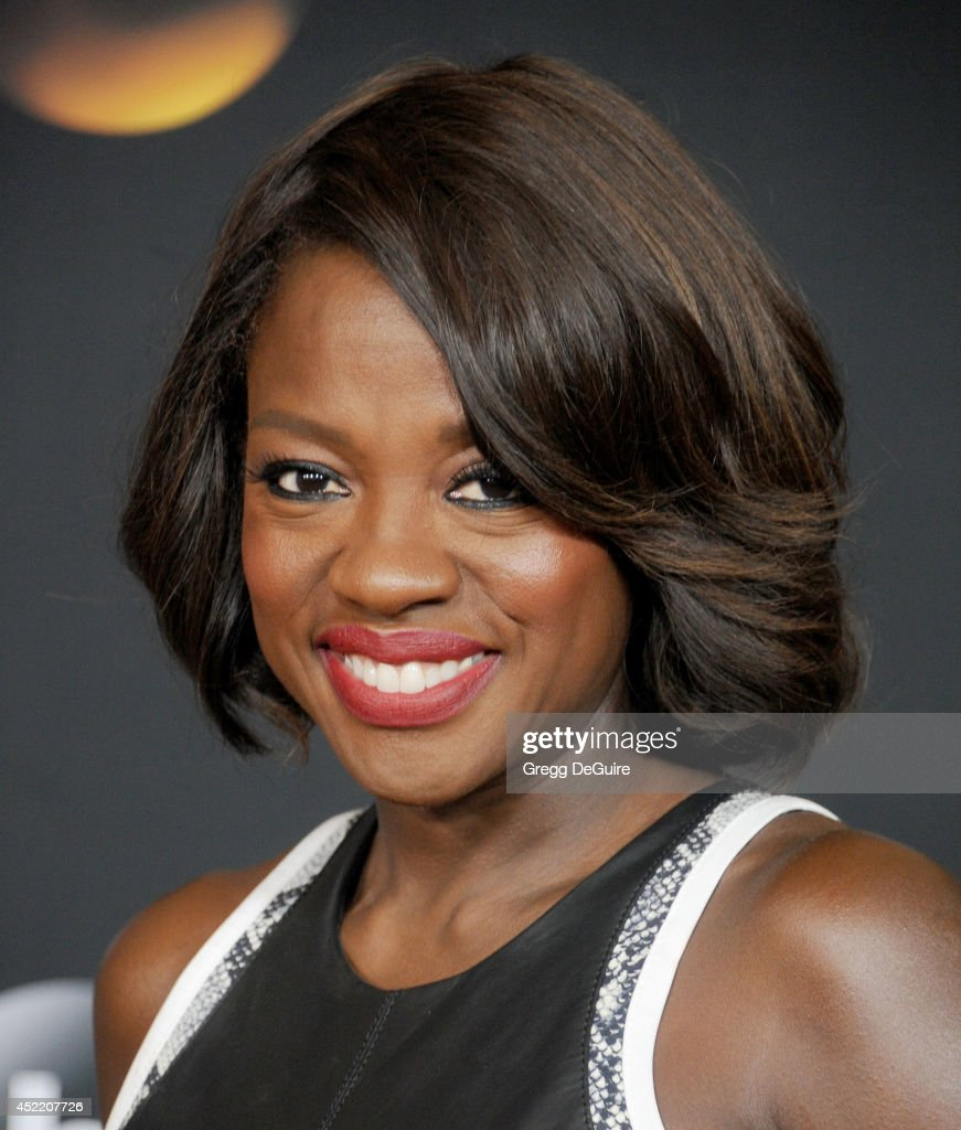 Actress <a gi-track='captionPersonalityLinkClicked' href=/galleries/search?phrase=Viola+Davis&family=editorial&specificpeople=653789 ng-click='$event.stopPropagation()'>Viola Davis</a> arrives at the 2014 Television Critics Association Summer Press Tour - Disney/ABC Television Group at The Beverly Hilton Hotel on July 15, 2014 in Beverly Hills, California.