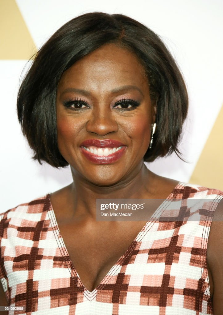 Actress Viola Davis arrives at the 89th Annual Academy Awards Nominee Luncheon at The Beverly Hilton Hotel on February 6, 2017 in Beverly Hills, California.