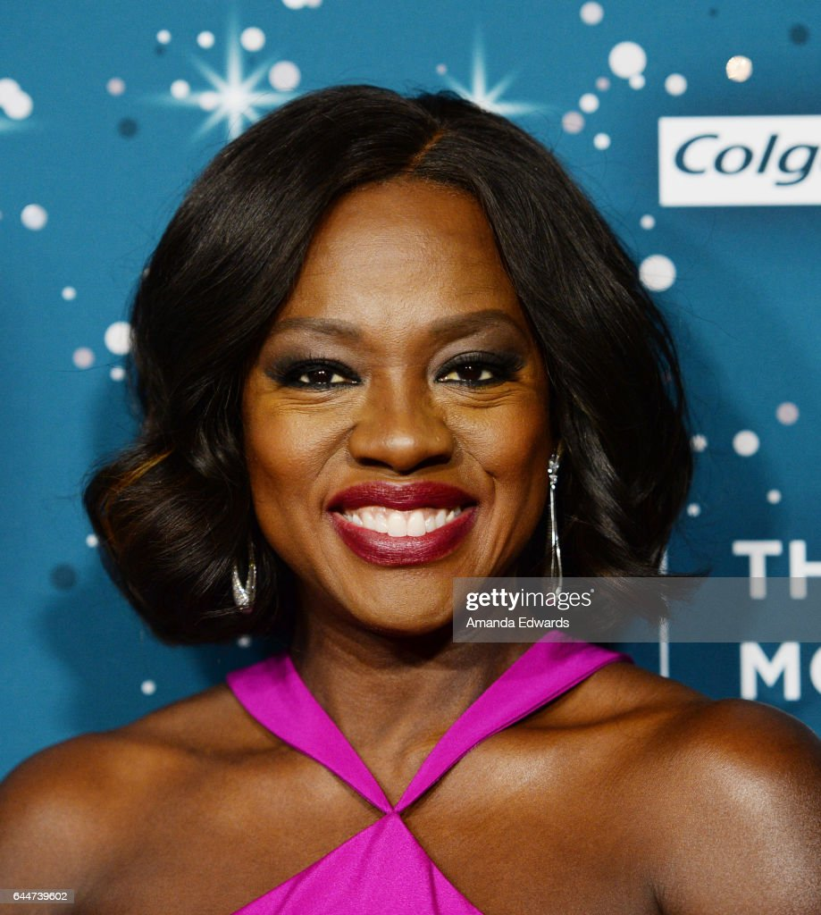 Actress Viola Davis arrives at the Essence 10th Annual Black Women in Hollywood Awards Gala at the Beverly Wilshire Four Seasons Hotel on February 23, 2017 in Beverly Hills, California.