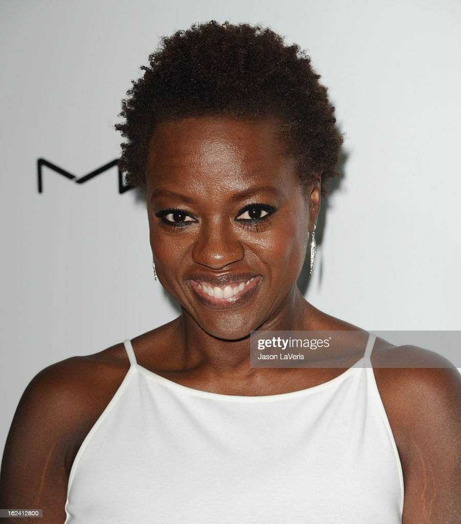 Actress <a gi-track='captionPersonalityLinkClicked' href=/galleries/search?phrase=Viola+Davis&family=editorial&specificpeople=653789 ng-click='$event.stopPropagation()'>Viola Davis</a> attends the 6th annual Women In Film pre-Oscar cocktail party at Fig & Olive Melrose Place on February 22, 2013 in West Hollywood, California.