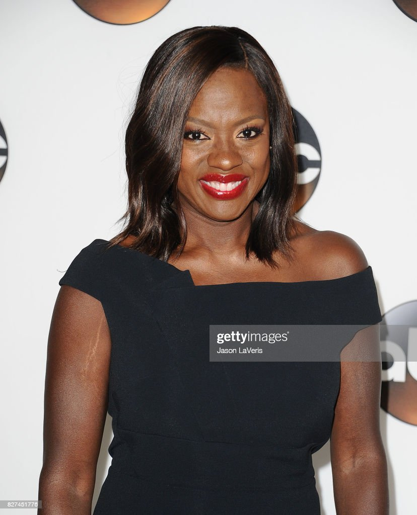 Actress Viola Davis attends the Disney ABC Television Group TCA summer press tour at The Beverly Hilton Hotel on August 6, 2017 in Beverly Hills, California.
