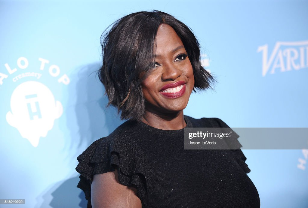 Actress Viola Davis attends Variety and Women In Film's 2017 pre-Emmy celebration at Gracias Madre on September 15, 2017 in West Hollywood, California.