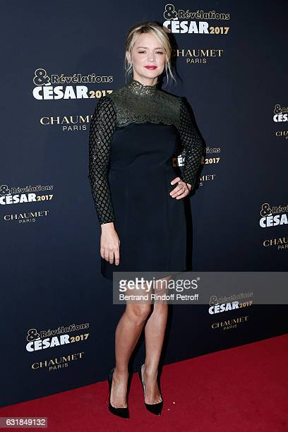 Actress Virginie Efira attends the 'Cesar Revelations 2017' Photocall and Cocktail at Chaumet on January 16 2017 in Paris France