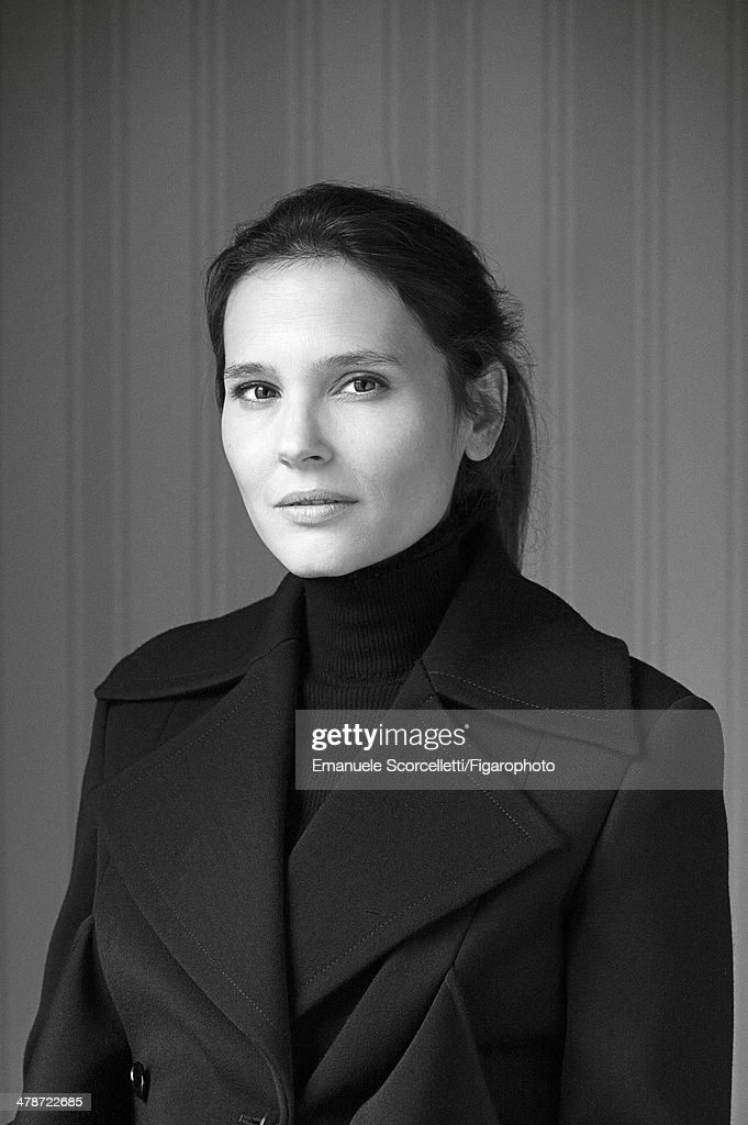 108881-011. Actress <a gi-track='captionPersonalityLinkClicked' href=/galleries/search?phrase=Virginie+Ledoyen&family=editorial&specificpeople=206954 ng-click='$event.stopPropagation()'>Virginie Ledoyen</a> is photographed for Madame Figaro on January 20, 2014 in Paris, France. PUBLISHED IMAGE.