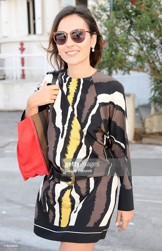 Celebrity Sightings - Day 1 - The 70th Venice International Film Festival