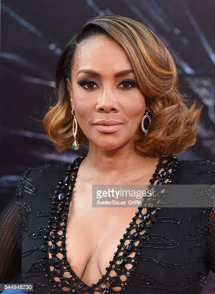 Actress Vivica A Fox arrives at the premiere of 20th Century Fox's 'Independence Day Resurgence' at TCL Chinese Theatre on June 20 2016 in Hollywood...
