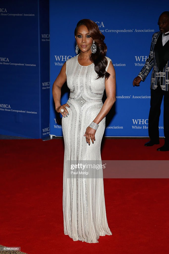 Actress Vivica A. Fox attends the 102nd White House Correspondents' Association Dinner on April 30, 2016 in Washington, DC.