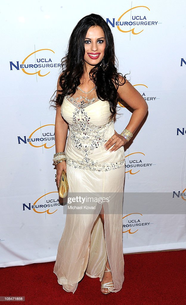 Actress Vivica Mitra attends UCLA Department of Neurosurgery's 2010 Visionary Ball at The Beverly Hilton Hotel on October 14, 2010 in Beverly Hills, California.