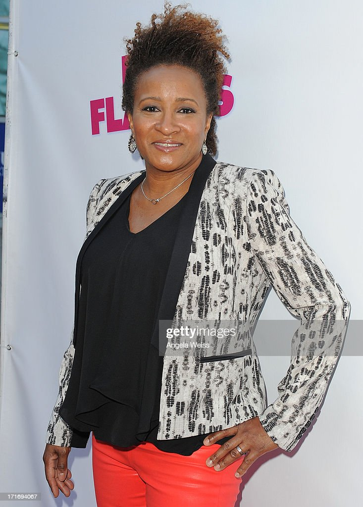 Actress Wanda Sykes arrives at the premiere of 'The Hot Flashes' at ArcLight Cinemas on June 27, 2013 in Hollywood, California.