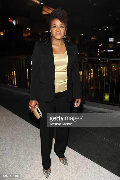 Actress Wanda Sykes attends the 2014 AFI Life Achievement Award A Tribute to Jane Fonda after party at the Dolby Theatre on June 5 2014 in Hollywood...