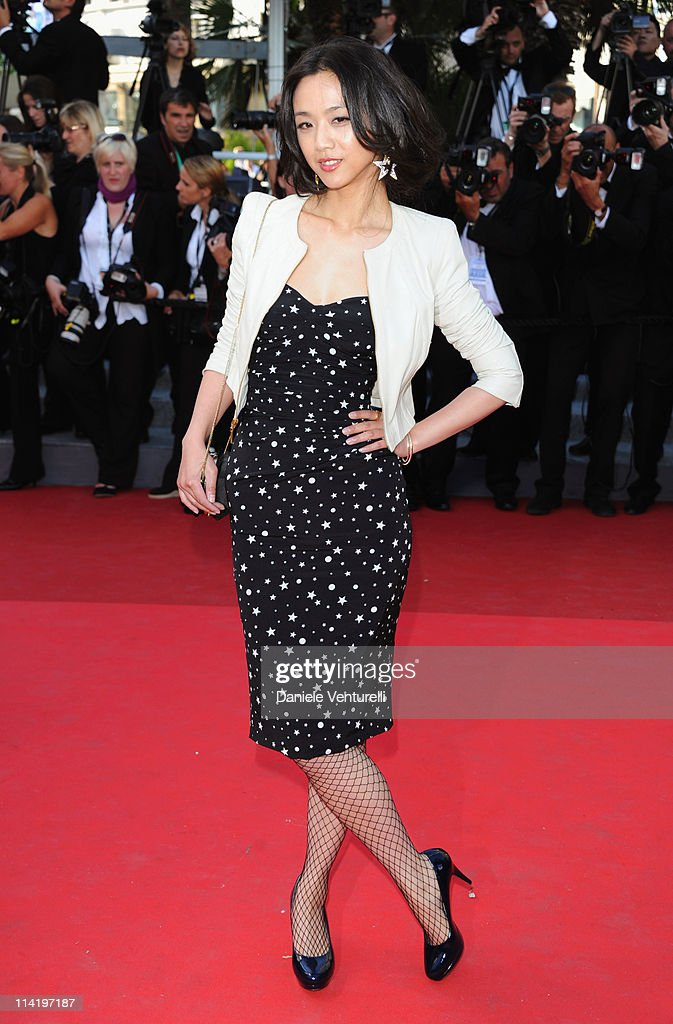 Actress Wei Tang attends the 'The Artist' Premiere at the Palais des Festivals during the 64th Cannes Film Festival on May 15, 2011 in Cannes, France.