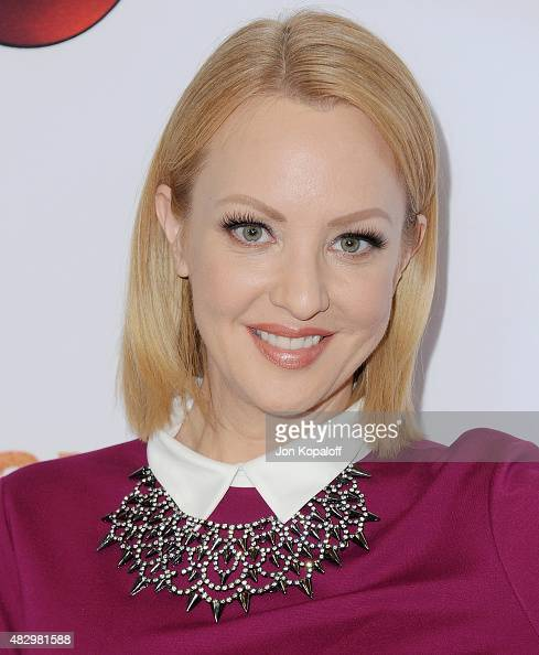 Actress Wendi McLendonCovey arrives at Disney ABC Television Group's 2015 TCA Summer Press Tour at the Beverly Hilton Hotel on August 4 2015 in...