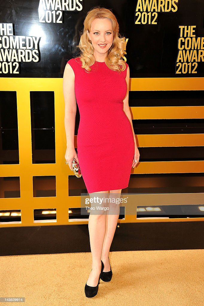 Actress Wendi McLendon-Covey attends The Comedy Awards 2012 at Hammerstein Ballroom on April 28, 2012 in New York City.