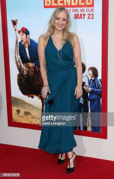 Actress Wendi McLendonCovey attends the Los Angeles premiere of 'Blended' at the TCL Chinese Theatre on May 21 2014 in Hollywood California