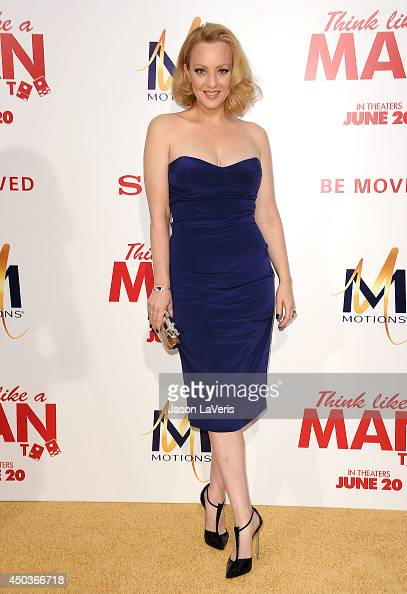 Actress Wendi McLendonCovey attends the premiere of 'Think Like A Man Too' at TCL Chinese Theatre on June 9 2014 in Hollywood California