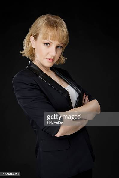 Actress Wendi McLendonCovey is photographed for Los Angeles Times on April 29 2015 in Los Angeles California PUBLISHED IMAGE CREDIT MUST BE Kirk...
