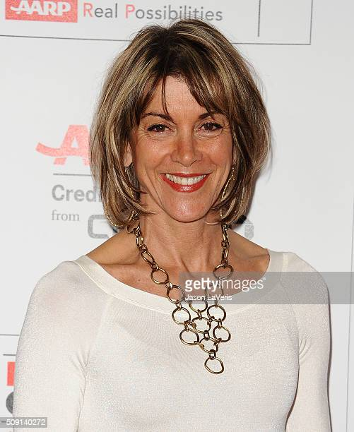 Actress Wendie Malick attends the 15th annual Movies For Grownups Awards at the Beverly Wilshire Four Seasons Hotel on February 8 2016 in Beverly...