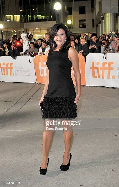 Actress Wendy Crewson arrives at the 'Winnie' Premiere during the 2011 Toronto International Film Festival held at the Roy Thomson Hall on September...