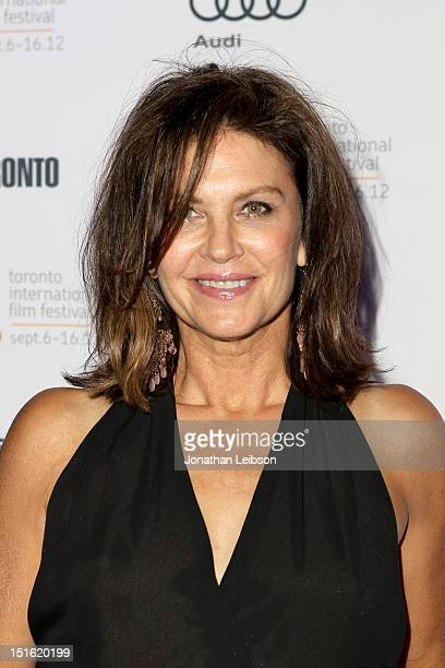 Actress Wendy Crewson attends the Rising Stars 2012 TIFF Canadian Film Party during the 2012 Toronto International Film Festival at Storys on...