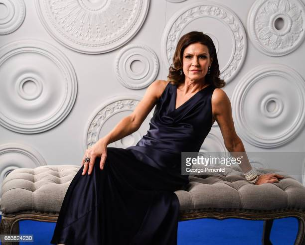 Actress Wendy Crewson poses in the ETalk Portrait Studio at the 2017 Canadian Screen Awards at the Sony Centre For Performing Arts on March 12 2017...