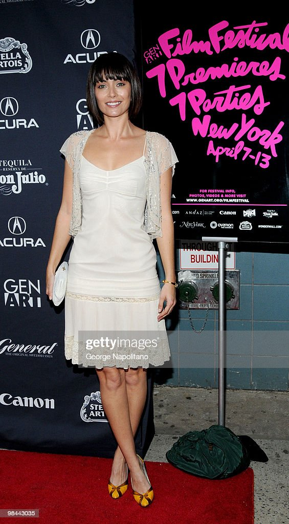 Actress Wendy Glenn attends the 15th annual Gen Art Film Festival screening of 'Mercy' at the School of Visual Arts on April 13, 2010 in New York City.