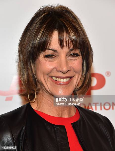 Actress Wendy Malick arrives to AARP The Magazine's 14th Annual Movies For Grownups Awards Gala at the Beverly Wilshire Four Seasons Hotel on...