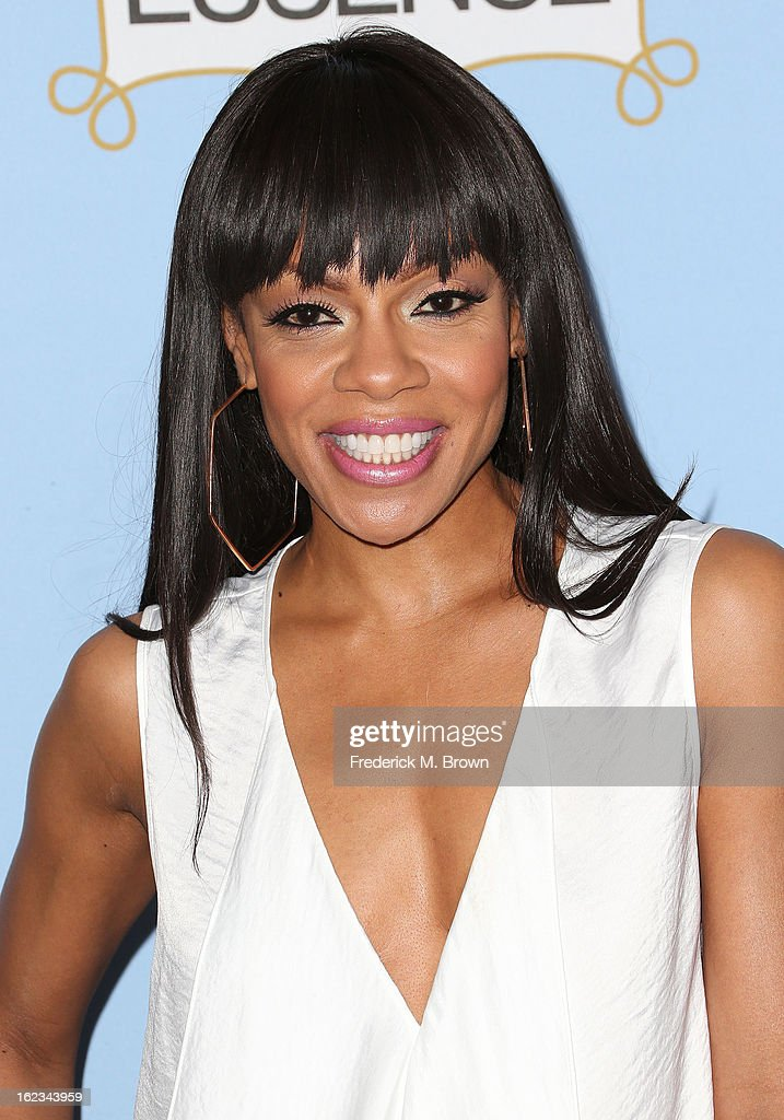 Actress Wendy Raquel Robinson attends the Sixth Annual ESSENCE Black Women In Hollywood Awards Luncheon at the Beverly Hills Hotel on February 21, 2013 in Beverly Hills, California.