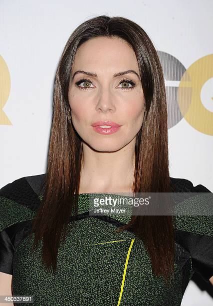 Actress Whitney Cummings arrives at the 2013 GQ Men Of The Year Party at The Ebell of Los Angeles on November 12 2013 in Los Angeles California