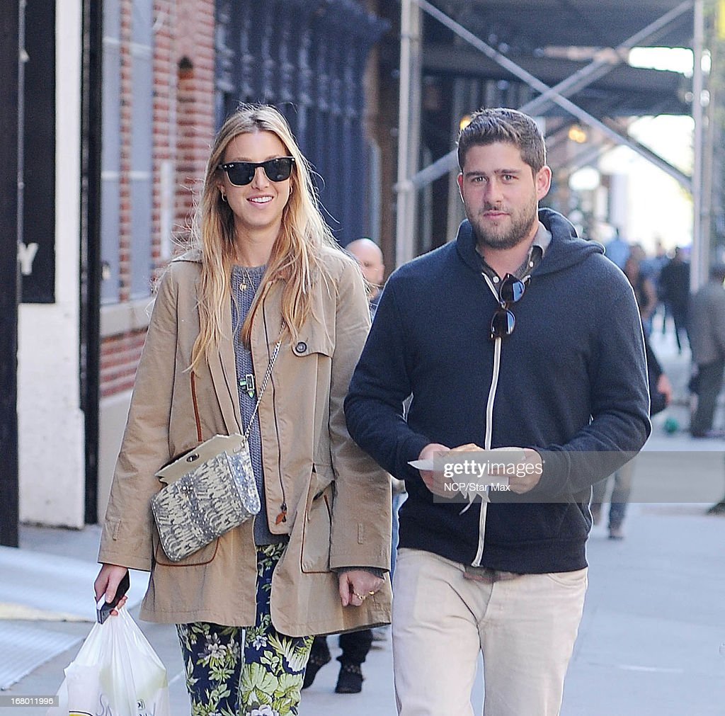 Actress <a gi-track='captionPersonalityLinkClicked' href=/galleries/search?phrase=Whitney+Port&family=editorial&specificpeople=544473 ng-click='$event.stopPropagation()'>Whitney Port</a> and Tim Rosenman as seen on May 3, 2013 in New York City.