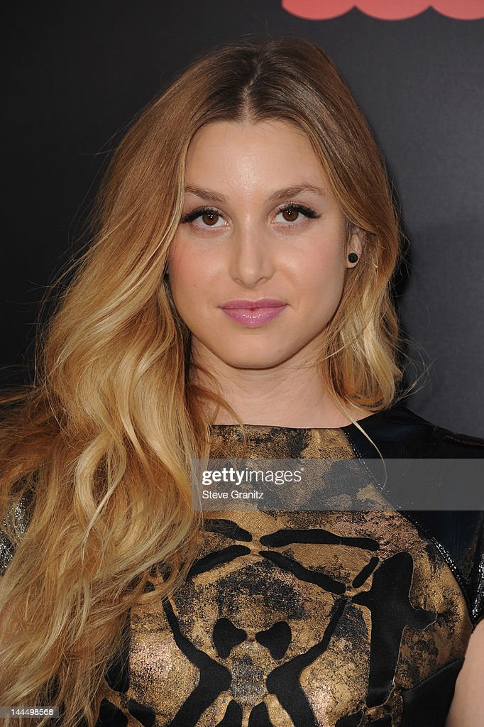 Actress Whitney Port arrives at the Los Angeles premiere of 'What To Expect When You're Expecting' at Grauman's Chinese Theatre on May 14, 2012 in Hollywood, California.