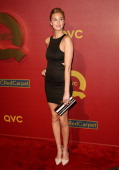 Actress Whitney Port attends the QVC 5th Annual Red Carpet Style event at The Four Seasons Hotel on February 28 2014 in Beverly Hills California