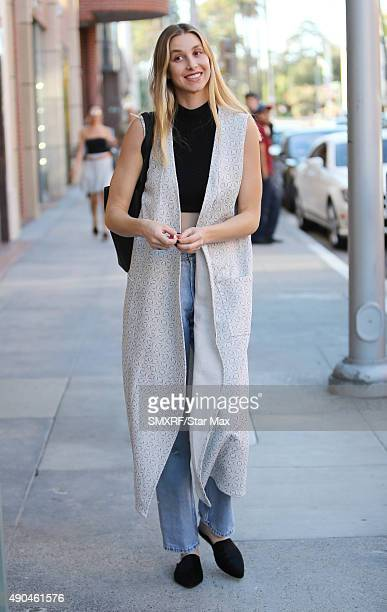 Actress Whitney Port is seen in on September 28 2015 in Los Angeles CA