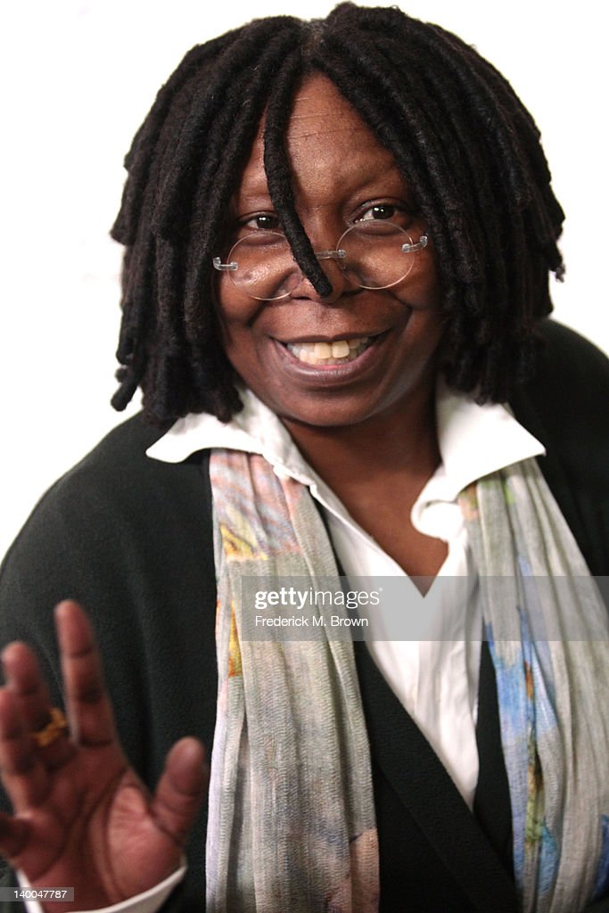 Actress Whoopi Goldberg arrives at the 20th Annual Elton John AIDS Foundation's Oscar Viewing Party held at West Hollywood Park on February 26 2012...