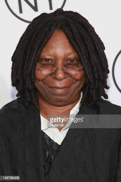 Actress Whoopi Goldberg attends the 2012 Made In NY Awards at Gracie Mansion on June 4 2012 in New York City
