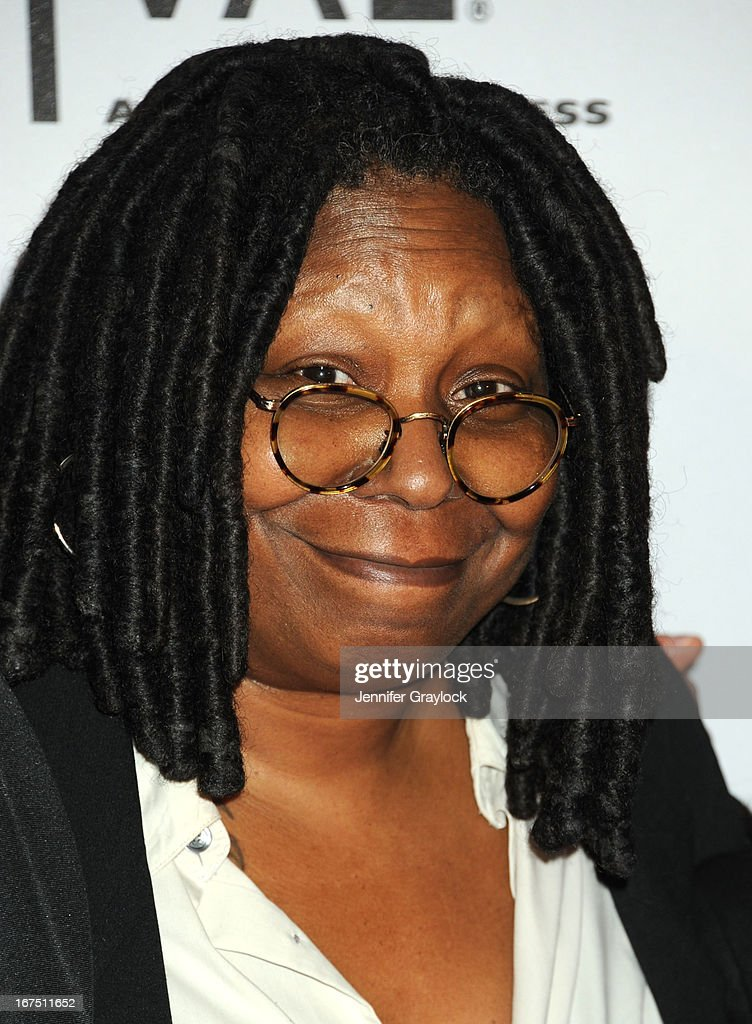 Actress Whoopi Goldberg attends the 2013 Tribeca Film Festival awards at The Conrad New York on April 25, 2013 in New York City.