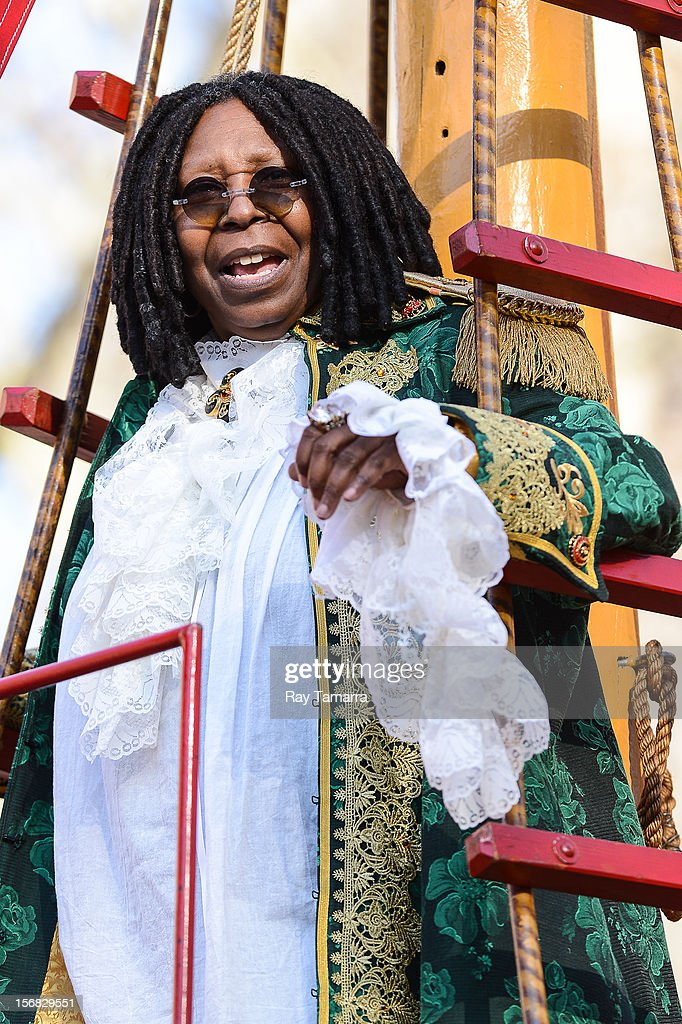 Actress Whoopi Goldberg Goldberg attends the 86th Annual Macy's Thanksgiving Day Parade on November 22, 2012 in New York City.