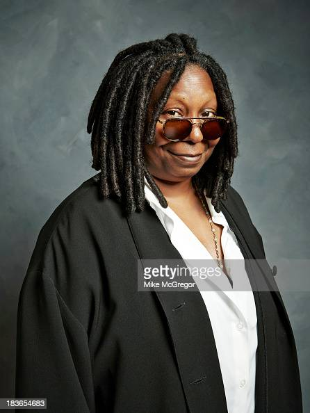 Actress Whoopi Goldberg is photographed for Self Assignment on September 11 2013 in New York City