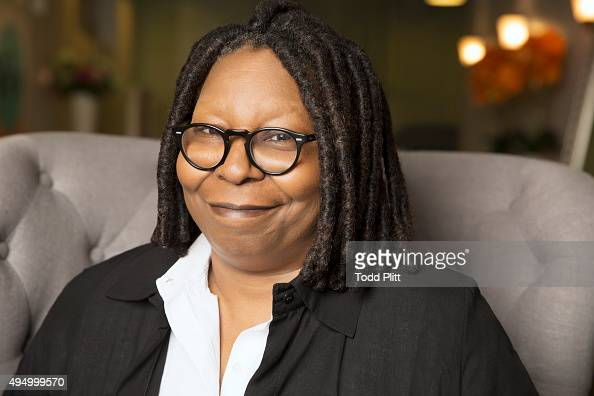 Actress Whoopi Goldberg is photographed for USA Today on October 7 2015 in New York City PUBLISHED IMAGE