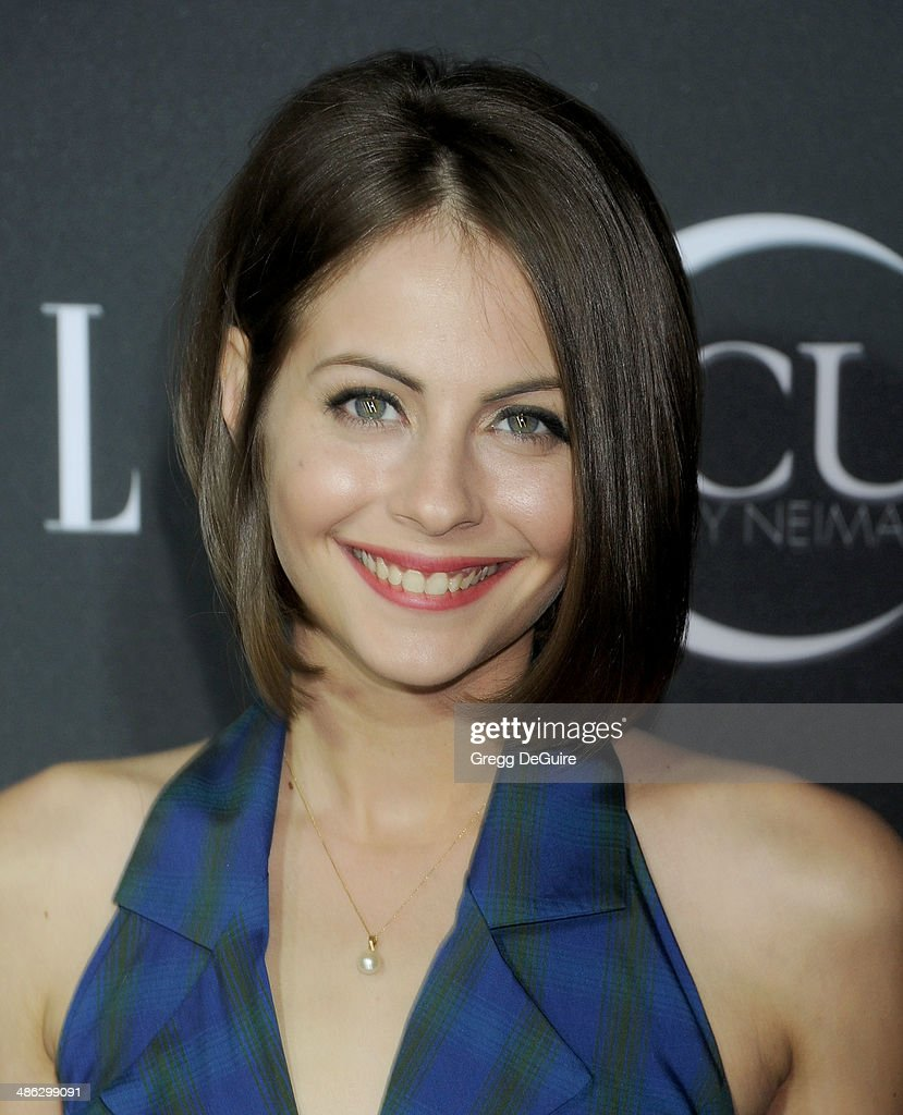 Actress Willa Holland arrives at ELLE's 5th Annual Women In Music concert celebration at Avalon on April 22, 2014 in Hollywood, California.