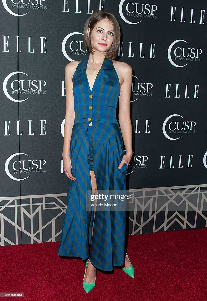 Actress <a gi-track='captionPersonalityLinkClicked' href=/galleries/search?phrase=Willa+Holland&family=editorial&specificpeople=737113 ng-click='$event.stopPropagation()'>Willa Holland</a> arrives at ELLE's 5th Annual Women In Music Concert Celebration Presented by CUSP By Neiman Marcus at Avalon on April 22, 2014 in Hollywood, California.